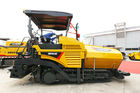 11.5 T Concrete Road Paver Machine / Asphalt Road Construction Machinery