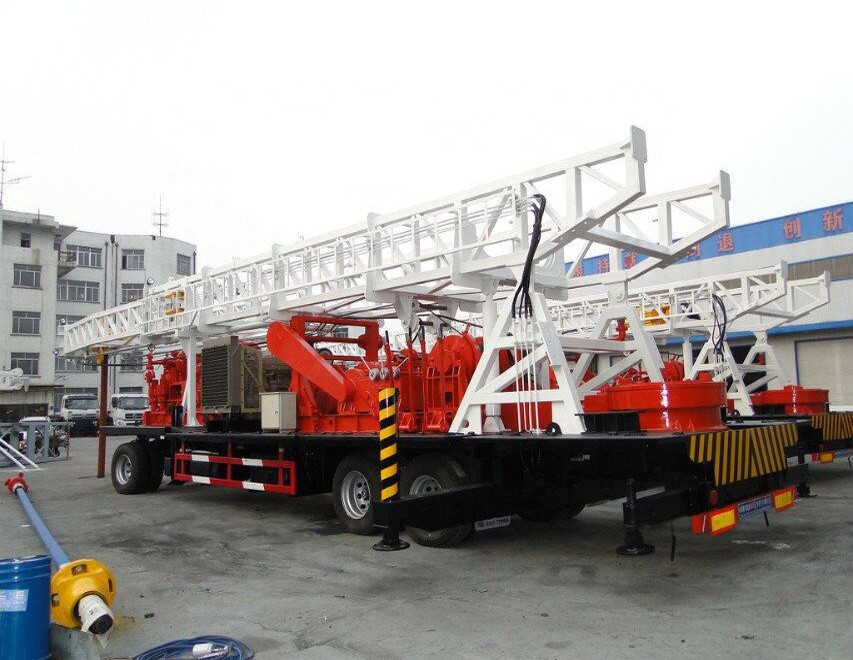 BZT1500 Borehole Drilling Machine / Diesel Fuel Type Pile Drilling Equipment